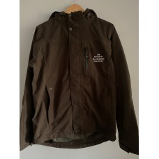 Struther Zip Through NGO Embroidered Waterproof Jacket * SPECIAL *
