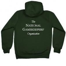 NGO Adults Green Hoodie