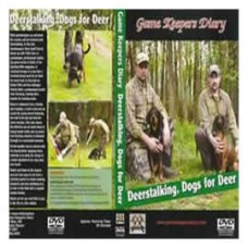 Deerstalking Dogs for Deer DVD