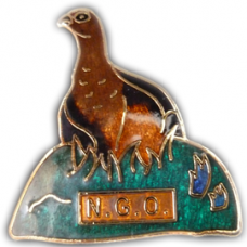 Grouse Badge
